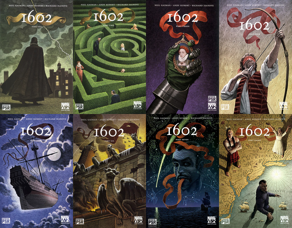 Marvel Comics '1602'—An Aldie for a New Generation