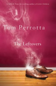The Leftovers book Tom Perrotta