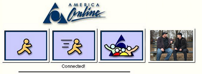 AOL rebus