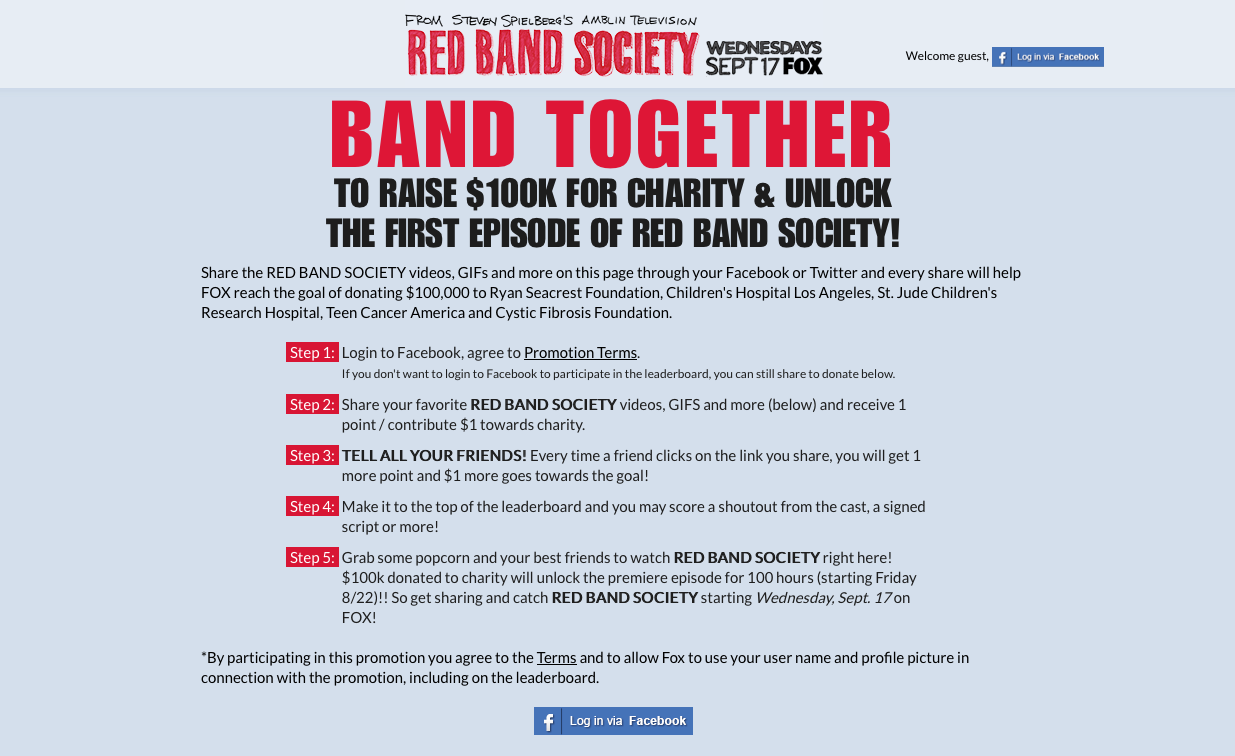 Red Band Charity