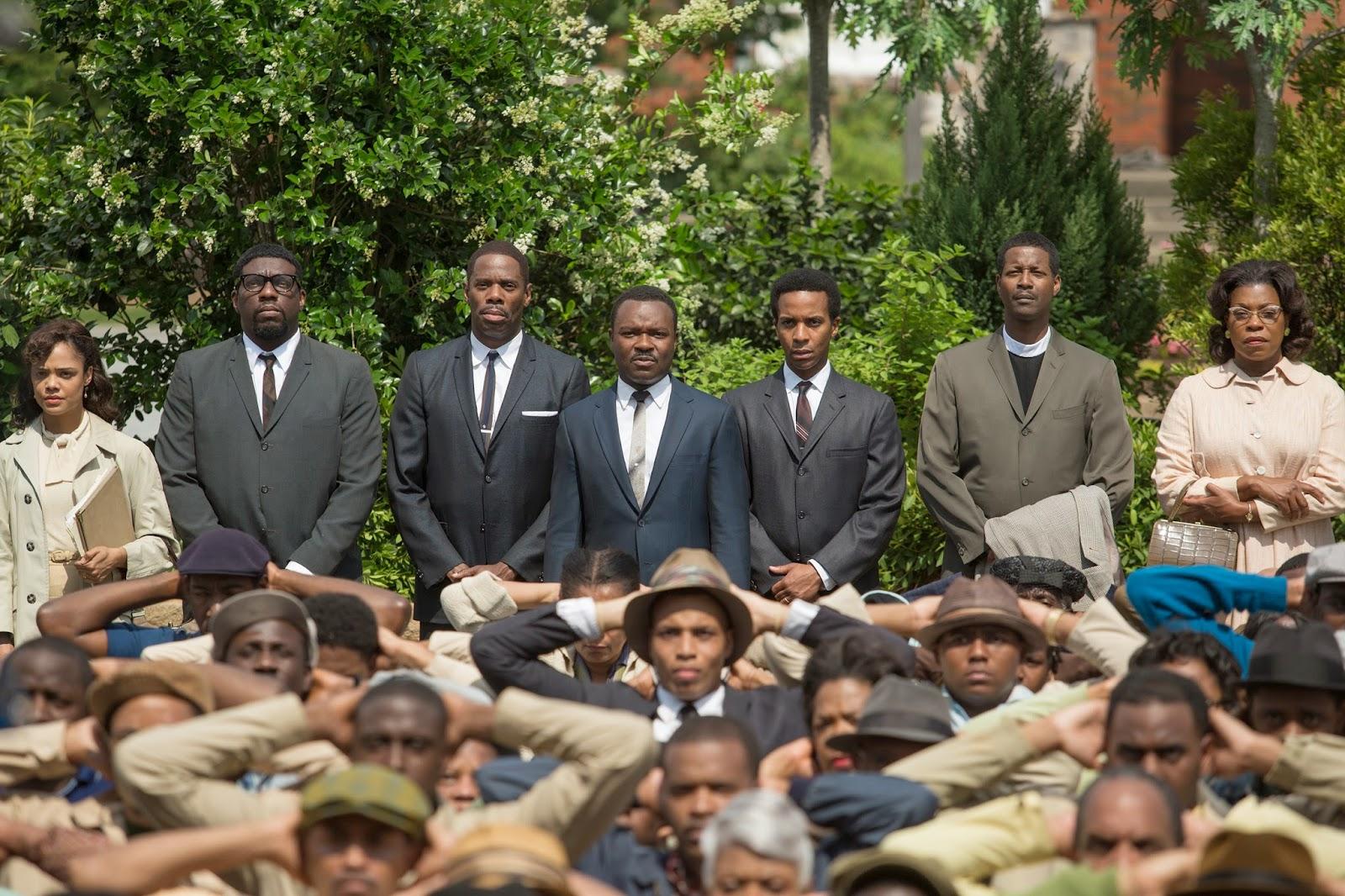 Selma, starring David Oyelowo