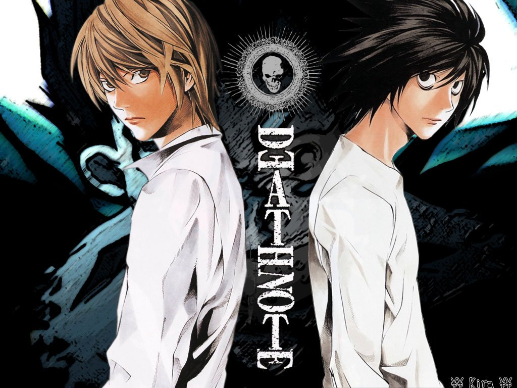 Late Ass Review Death Note