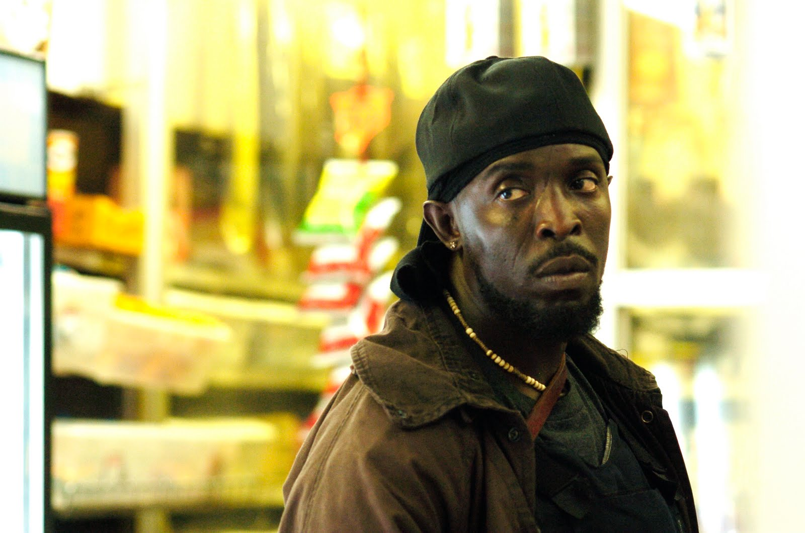Little Omar Of The Wire Blessed TV Screens Throughout Shows