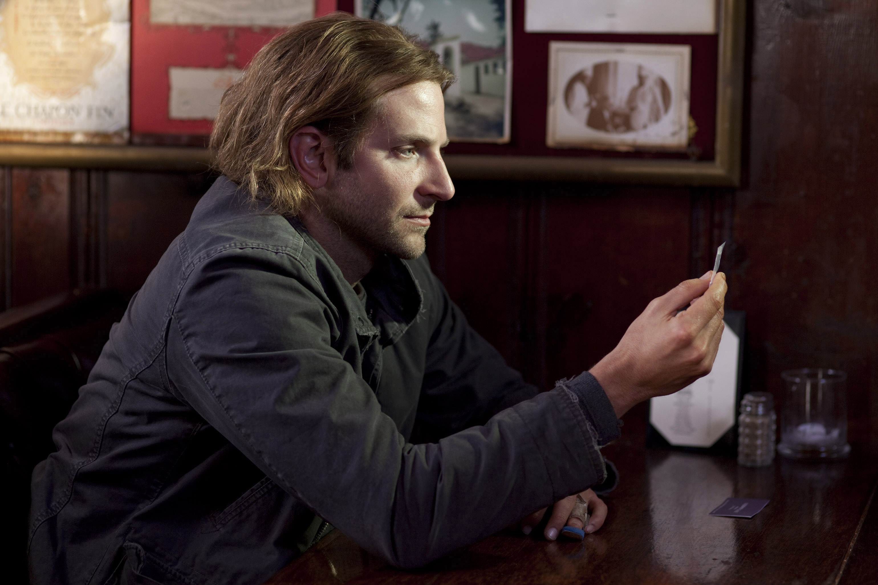 The original 'Limitless' was a movie starring Bradley Cooper, pictured above, but now it will be a CBS television series.