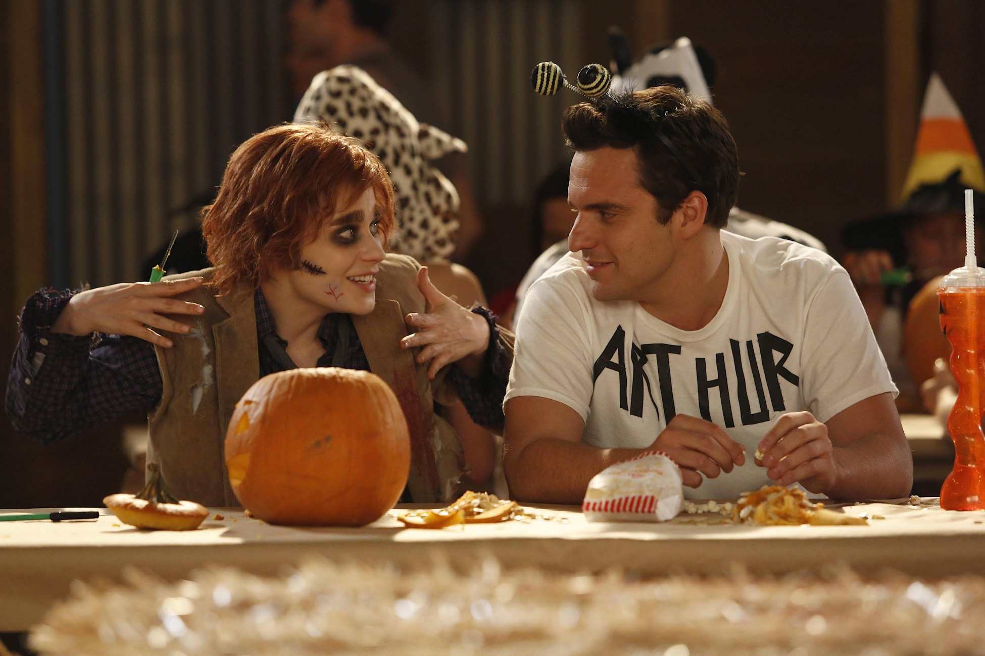 31 Days of Halloween Episodes: Halloween (New Girl) - Pop Culture Spin