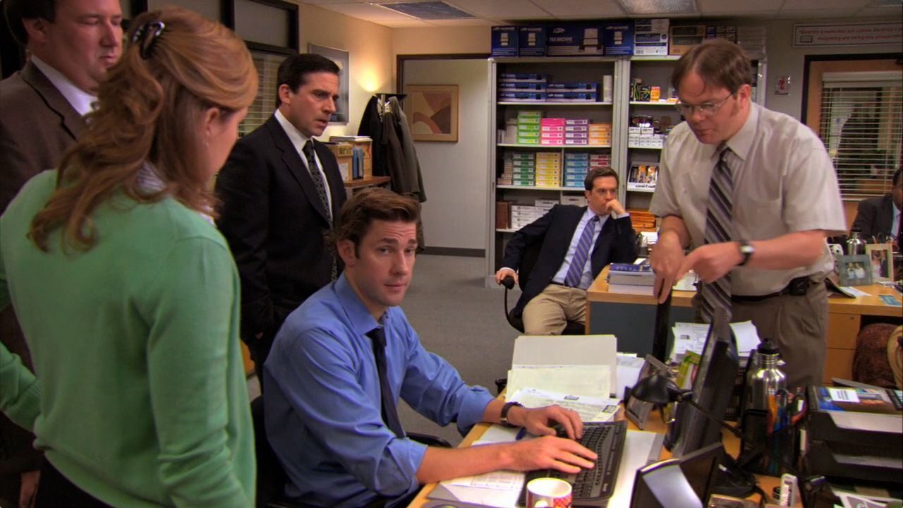 thanksgiving the office
