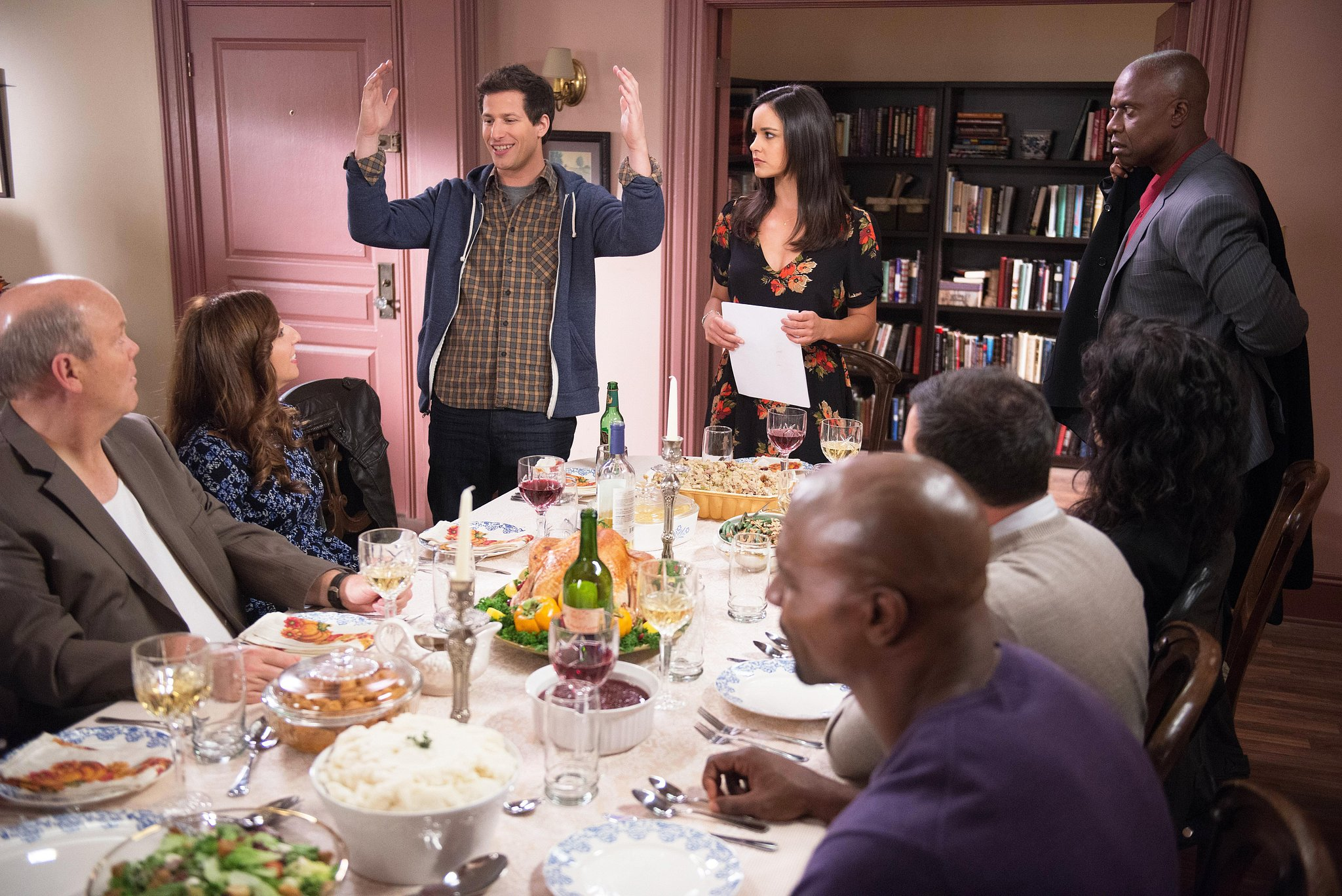 26 Days of Thanksgiving Episodes: Thanksgiving (Brooklyn Nine-Nine) - Pop Culture Spin