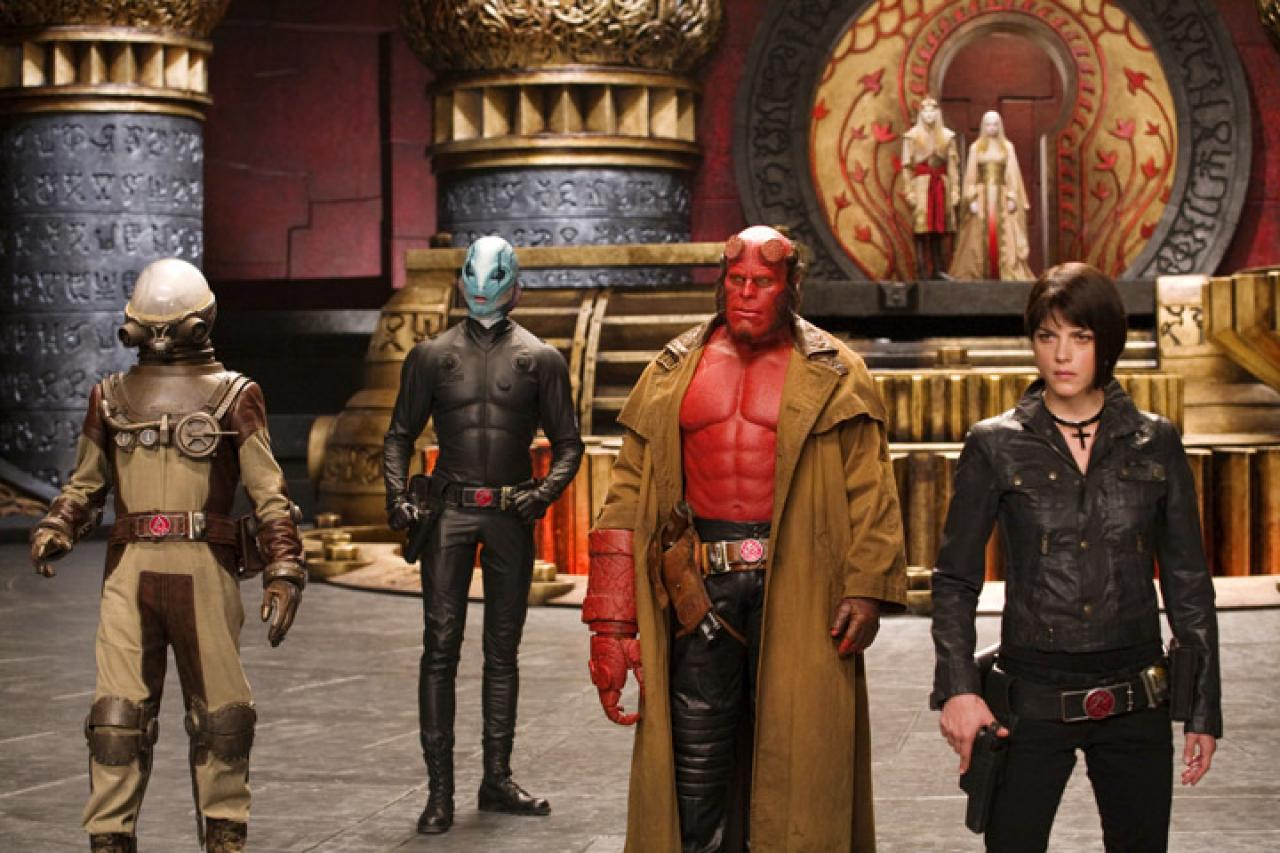 Top Comic Book Adaptations No 32 Hellboy Ii The Golden Army