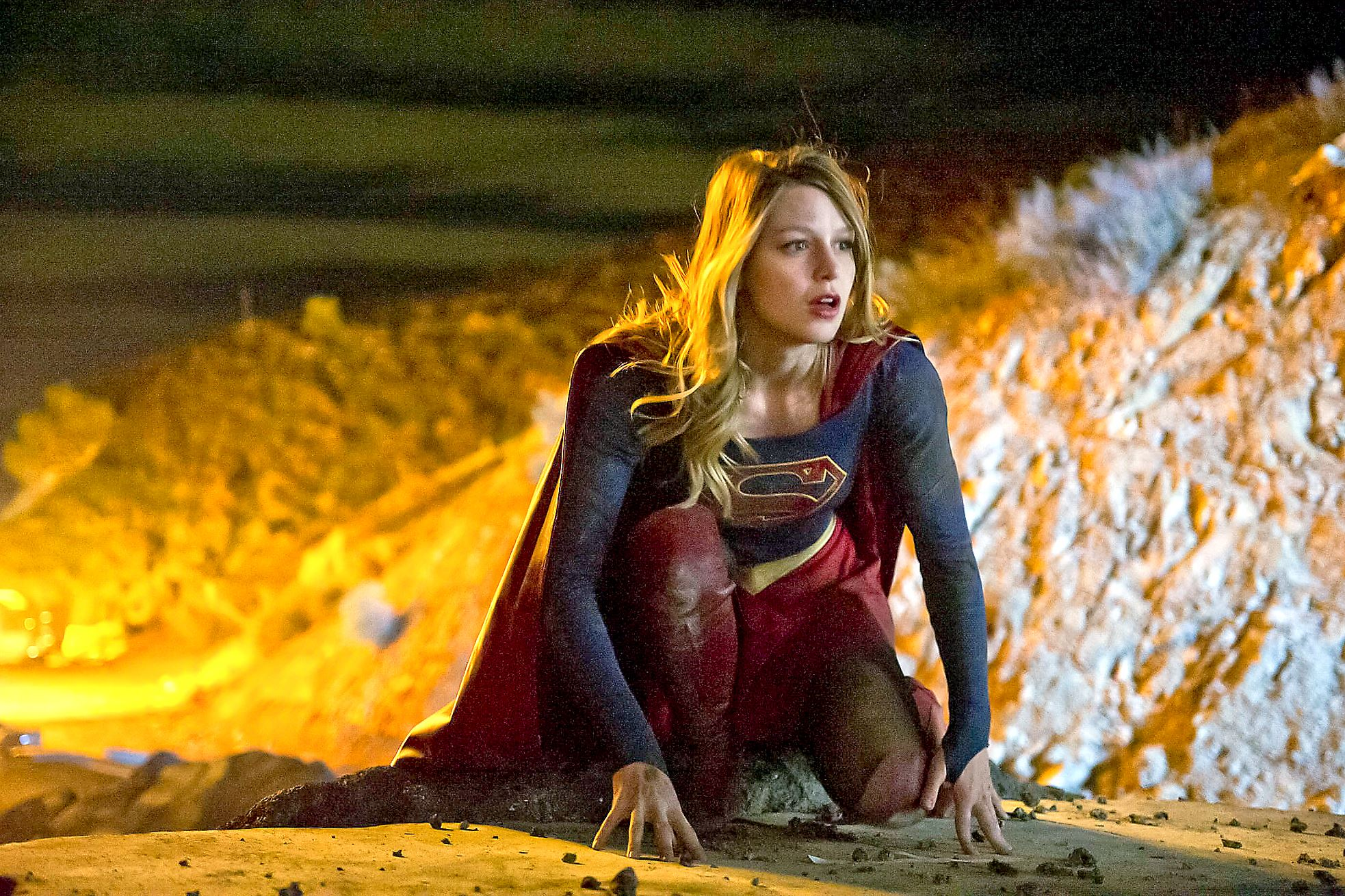 Breaking news: Supergirl is Superman's cousin.