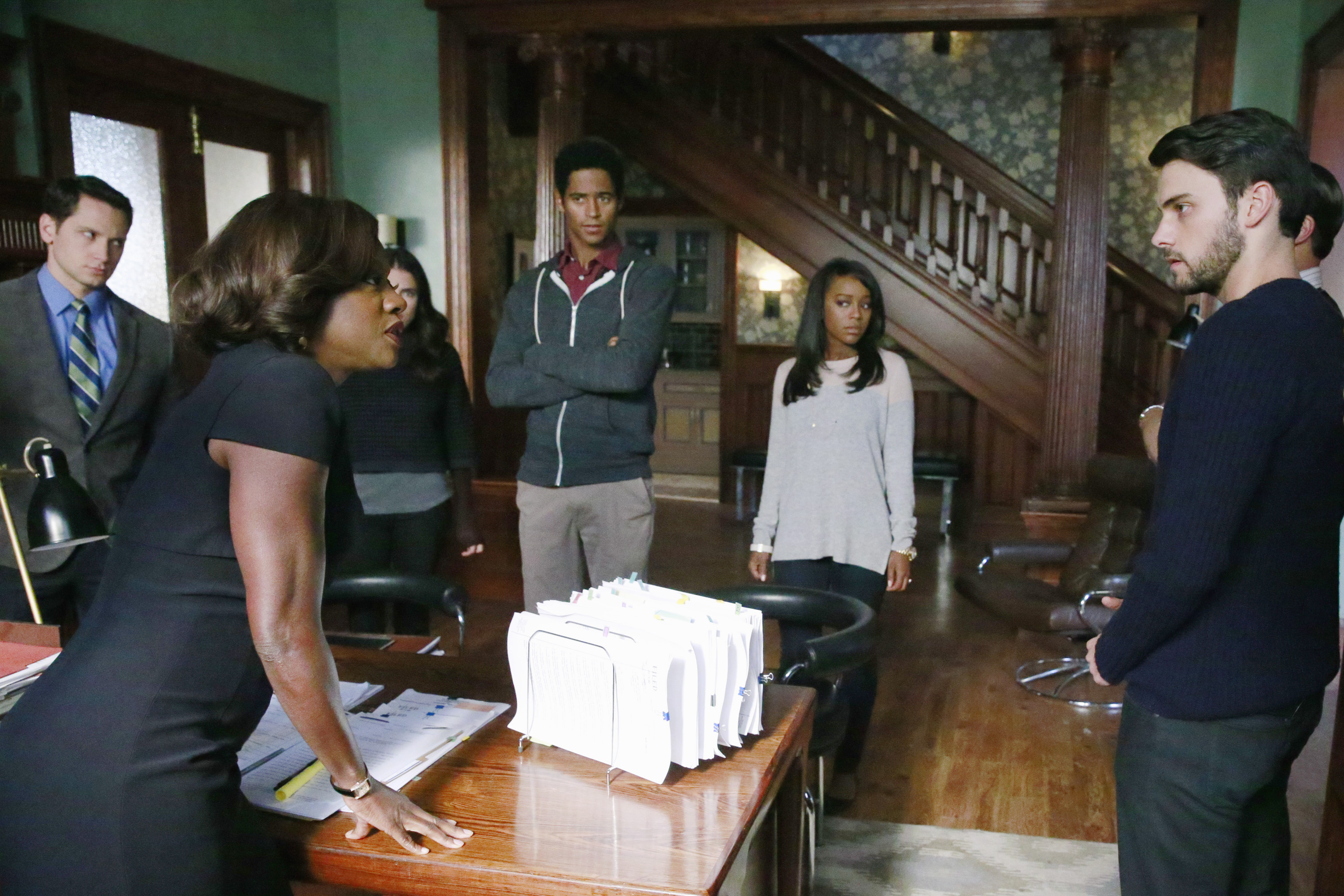 25 days of christmas episodes best christmas ever how to get away with murder - Best Christmas Episodes