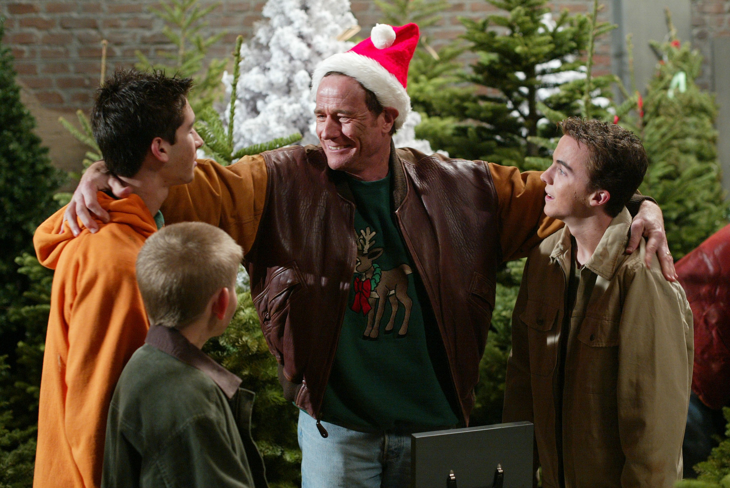 Malcolm In The Middle Christmas.25 Days Of Christmas Episodes Christmas Trees Malcolm In