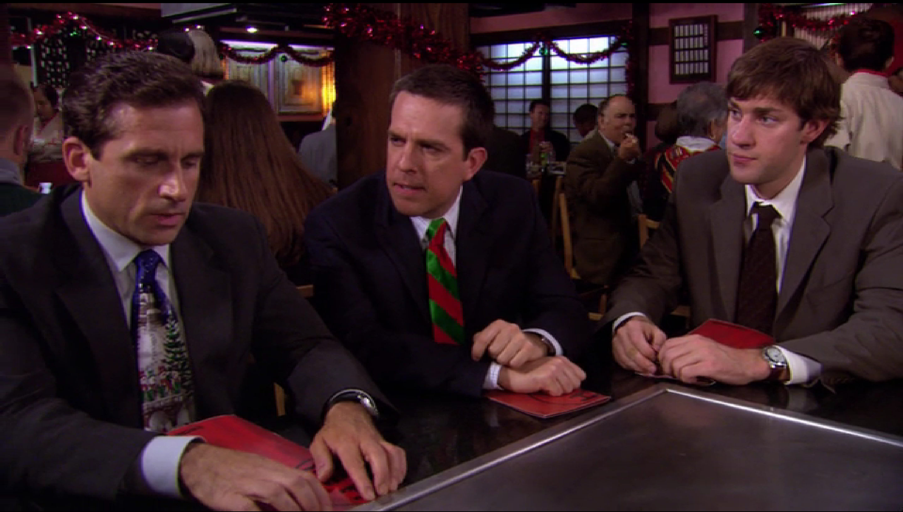 25 Days of Christmas Episodes: A Benihana Christmas (The Office) - Pop  Culture Spin