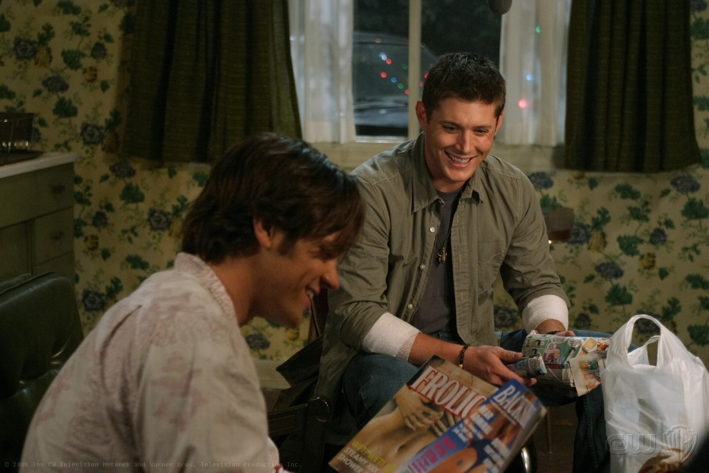 Supernatural Christmas Episodes.25 Days Of Christmas Episodes A Very Supernatural Christmas