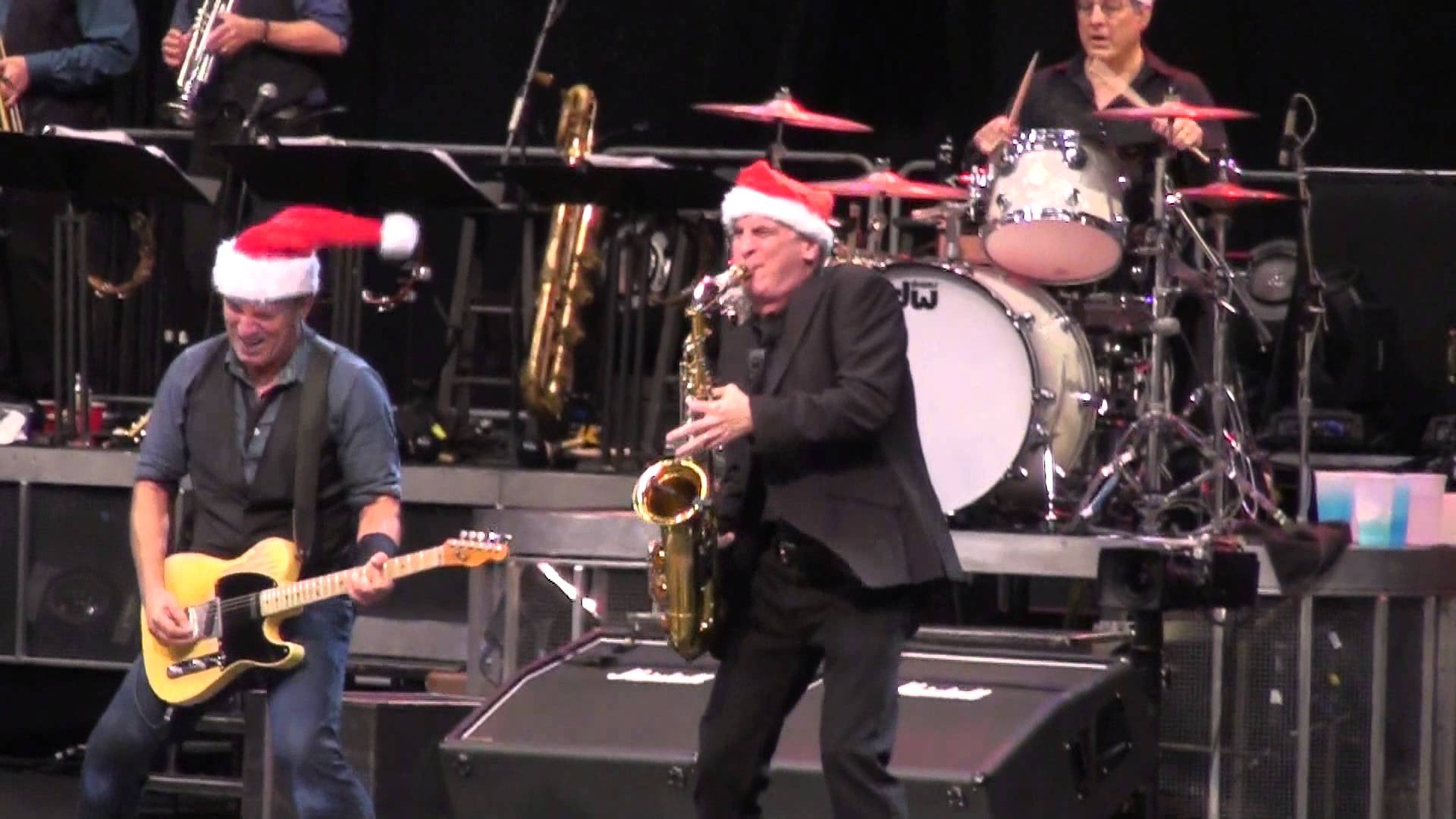 Bruce Springsteen Christmas.The Twelve Songs Of Christmas Pop Culture Spin