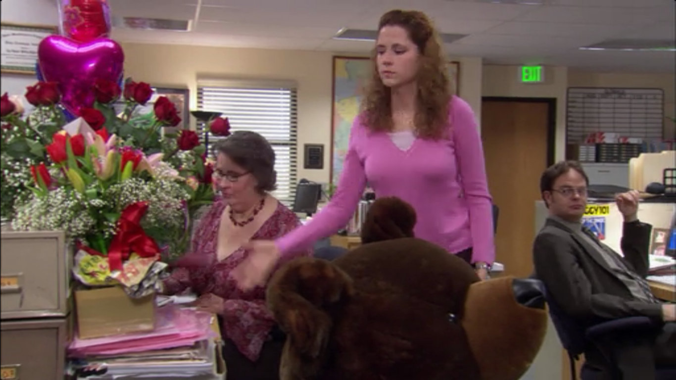 14 Days Of Valentineu0027s Day Episodes: Valentineu0027s Day (The Office)