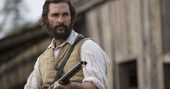 MATTHEW McCONAUGHEY stars in THE FREE STATE OF JONES