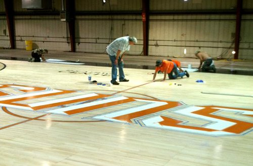 Are the Phoenix Suns building a new homecourt