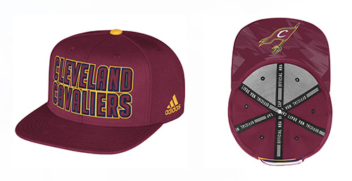 2013 NBA Draft caps are revealed.