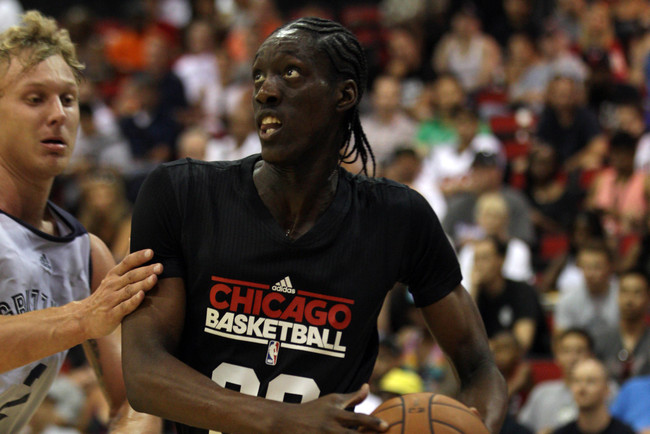 NBA: Summer League-Chicago Bulls vs Memphis Grizzlies