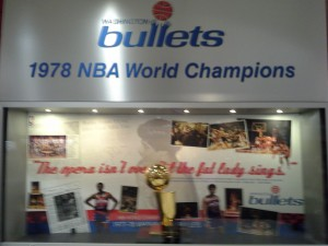 Could another NBA title be in Washingtons future? Image courtesy of Ciaran Finn