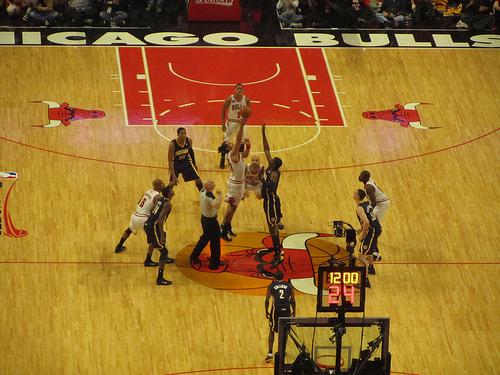 Bulls-Pacers