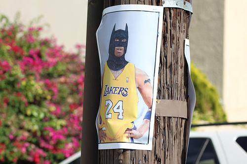 Kobe-Batman
