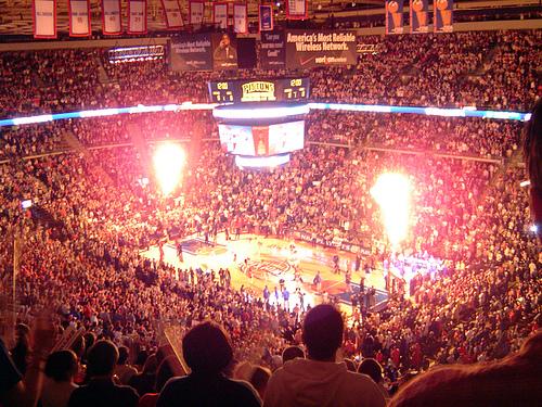 Pistons-Fire