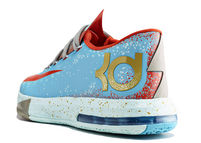 b2f4048f25b2 Nike KD VI gets  Crab -by for Black Friday - Hardwood and Hollywood