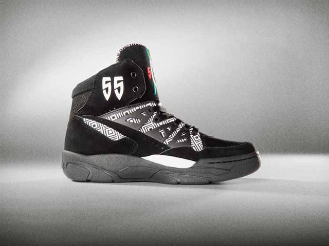newest 06115 d2168 In honor of the adidas Mutombo 20th anniversary, adidas Originals will be  releasing a black and white colorway of the signature shoe on December 14,  2013.