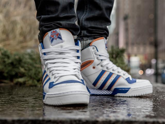 642ed7e1a3b What many people don t realize that aren t actual hoopheads is that New  York Knicks legend Patrick Ewing was a member of the adidas family in the  1980s.