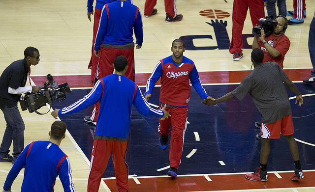 Chris-Paul-Pregame