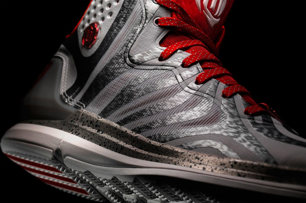 D Rose 4.5 Grey, Detail 1, (G98339)