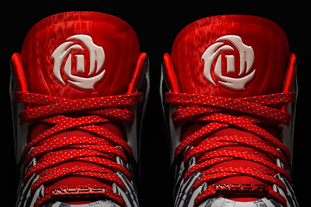 D Rose 4.5 Grey, Detail 3, (G98339)