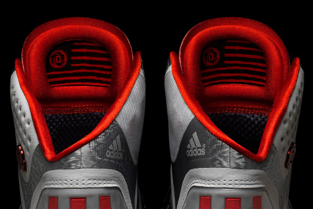 D Rose 4.5 Grey, Detail 4, (G98339)