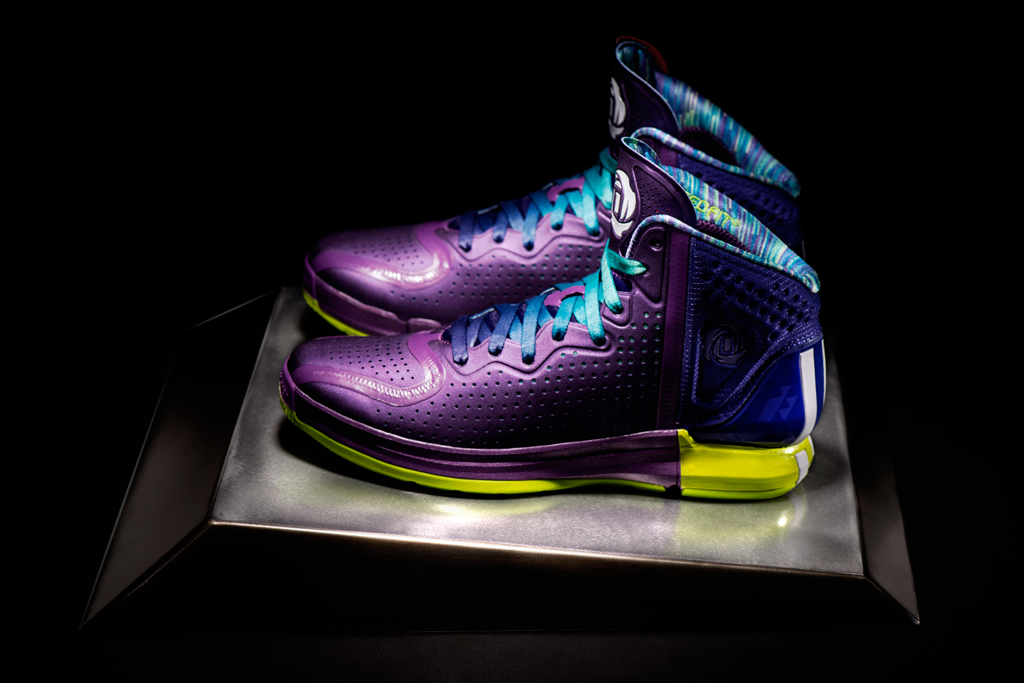 adidas releases the d rose 4 quotchicago nightfall
