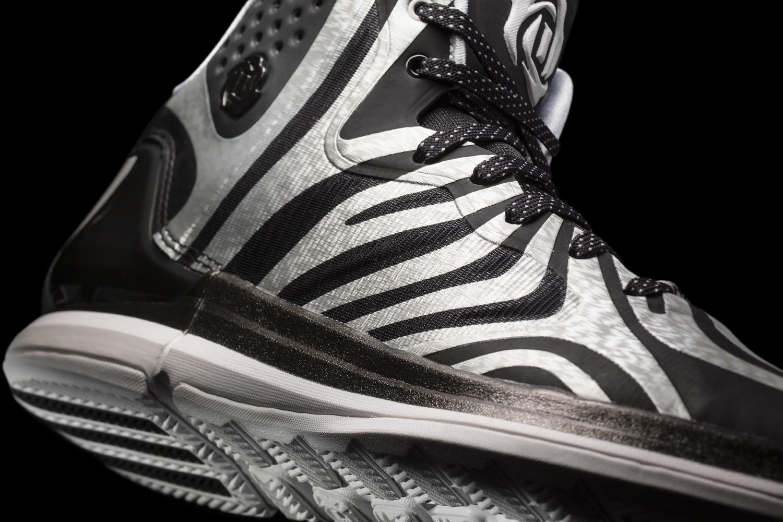 new style 9d51b aa792 ... Adidas D Rose 4,5 Sebra ...