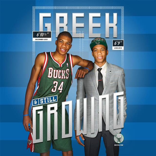 God's Pristine Clay: The (Unlimited?) Potential of Giannis ...