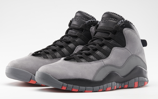 newest 3ac6d ce108 Today Was A Cool Day: Air Jordan 10 Retro 'Cool Grey ...