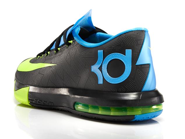 c6f7c9b0e8f Lightning Strike  The Nike KD VI  Away II  - Hardwood and Hollywood
