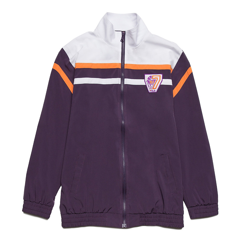 KJ7 BBall Warm-Up Jacket