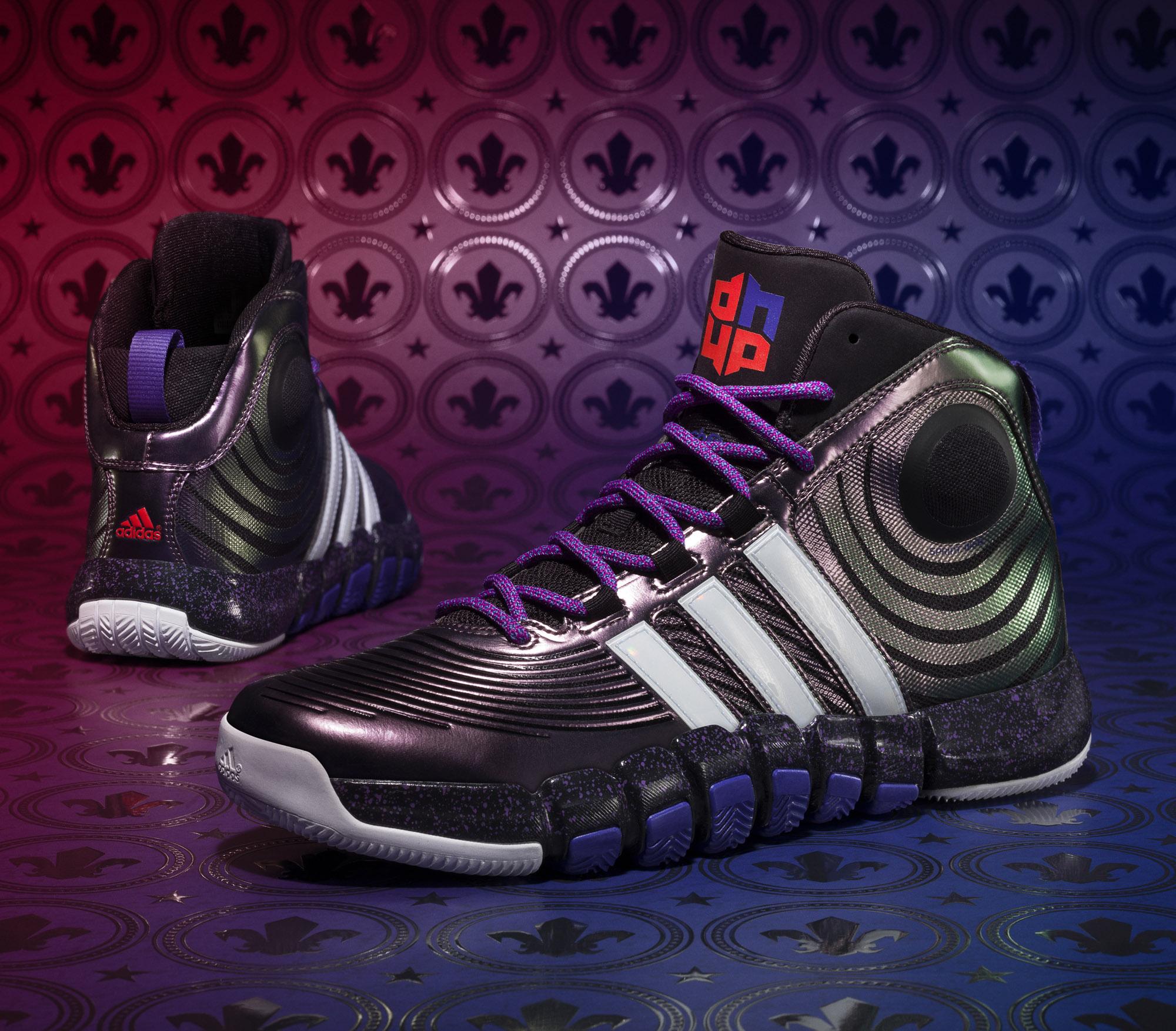 604678265e67ed BMF Debut  The adidas 2014 NBA All-Star Collection - Hardwood and ...
