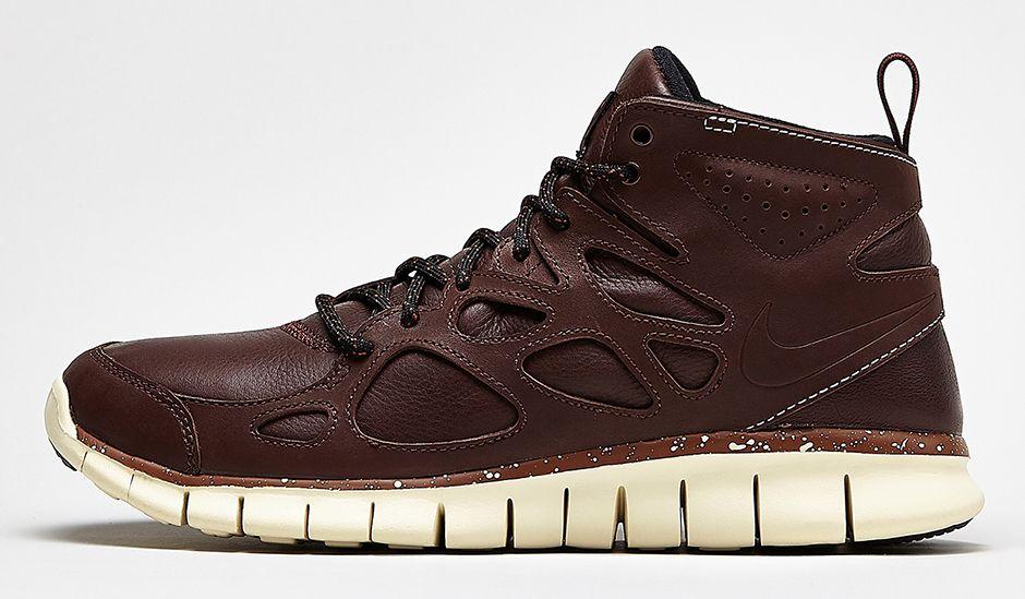 finest selection fe674 fdbb8 Weekend Rewind  Nike Free Run 2 Sneakerboots PRM