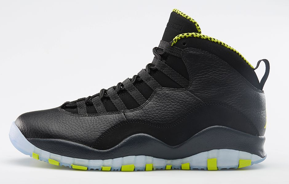 48601f0f47d259 get venom green with envy air jordan 10 retro hardwood and hollywood ddce8  ebf68