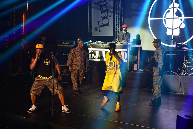 NBA Hip Hop Lyric of the Week: Public Enemy, Rebel Without a