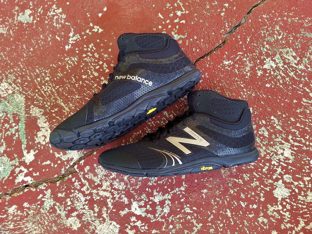 new balance minimus high top
