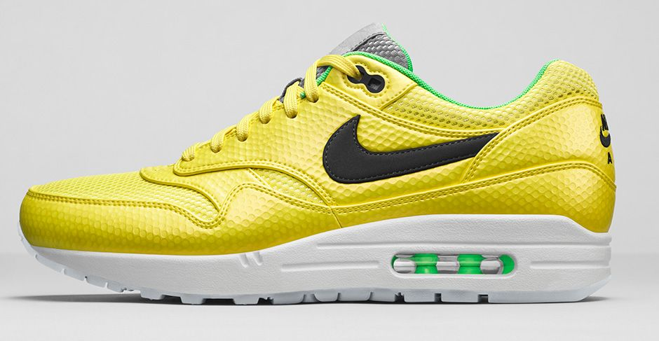 ff8d3ce97f Yellow: Nike Air Max 1 FB Premium QS 'Mercurial' - Hardwood and Hollywood