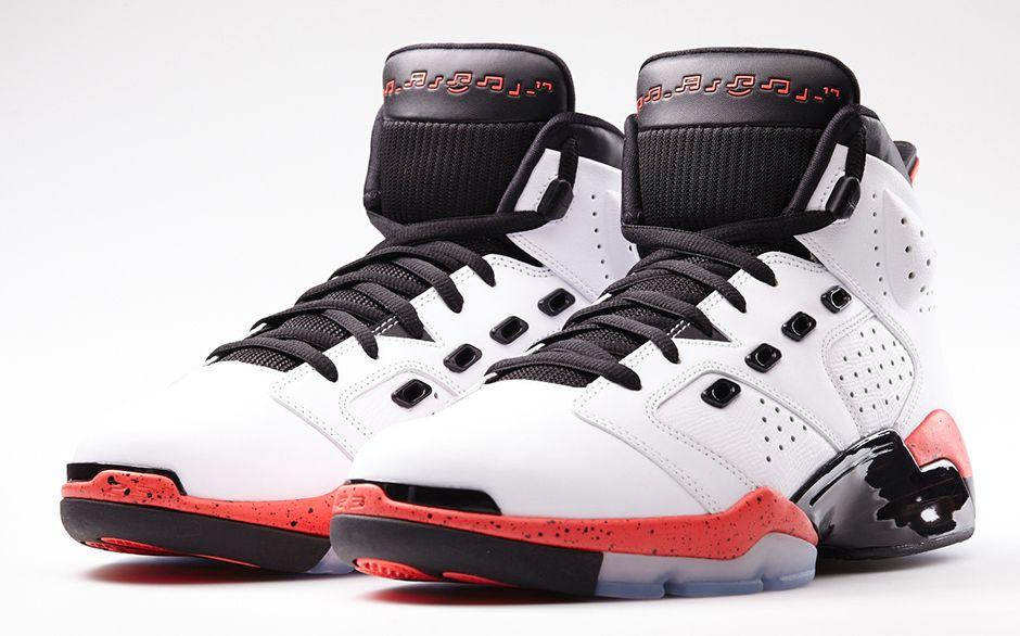 'Infrared 23': Jordan 6-17-23