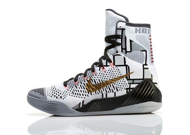 b33ee10f137 Playoff Kicks  Nike Kobe 9 Elite Gold - Hardwood and Hollywood