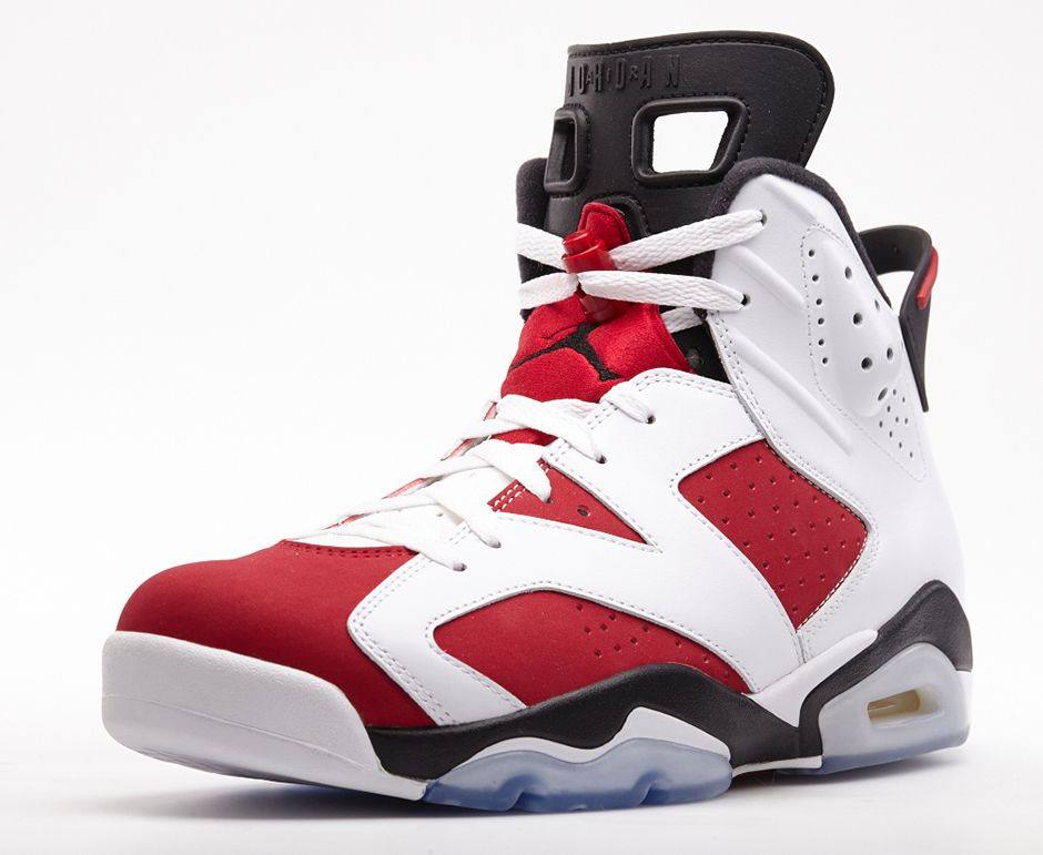 official photos 3a024 13964 Playoff Kicks: Air Jordan 6 Retro 'Carmine' - Hardwood and ...