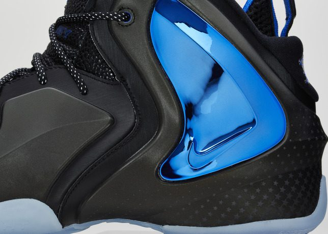 timeless design 82f7f 76fdd BMF Debut: Nike Lil Penny Posite 'Shooting Stars' - Hardwood and ...